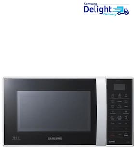 Samsung 21 ltr Convection Microwave Oven - CE73JD/XTL , Black