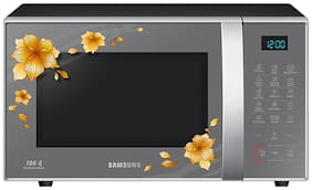 Samsung 21 ltr Convection Microwave Oven - CE77JD-QH/TL , Grey
