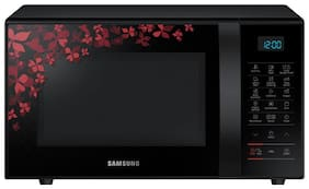 Samsung 21 l Convection Microwave Oven - CE77JD-SB/XTL , Black