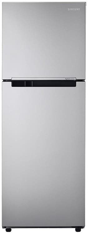 Samsung 253 ltr 2 star Frost free Refrigerator - RT28K3022SE , Elective silver