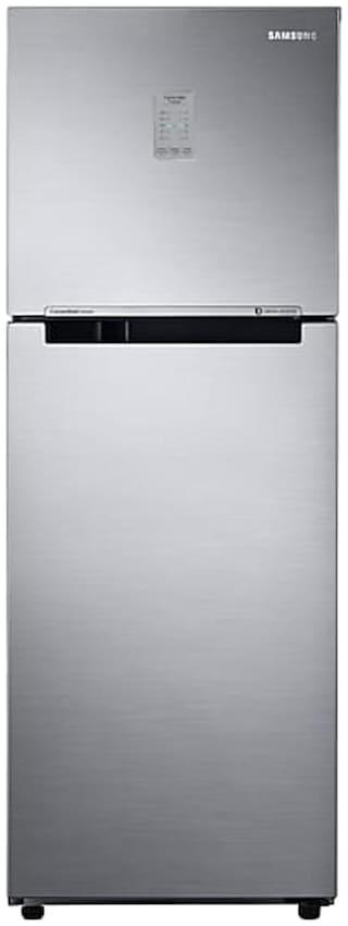 Samsung 253 L 3 star Frost free Refrigerator - RT28R3723S8 , White