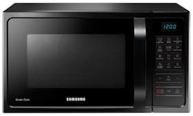 Samsung 28 ltr Convection Microwave Oven - MC28H5023AK/TL , Black