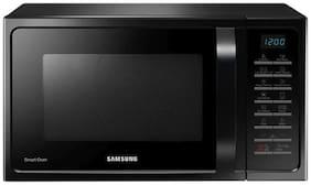 Samsung 28 ltr Convection Microwave Oven - MC28H5025VK/TL , Black