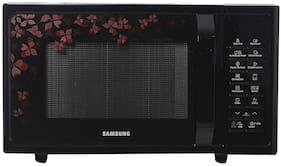 Samsung 28 L Convection Microwave Oven - MC28H5025VB/TL , Black