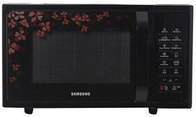 Samsung 28 L Convection Microwave Oven ( Mc28h5025vb/tl , Black )