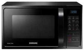 Samsung 28 L Convection Microwave Oven (MC28H5023AK, Black)
