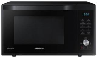 Samsung 32 L Convection Microwave Oven - MC32J7035CK/TL , Black
