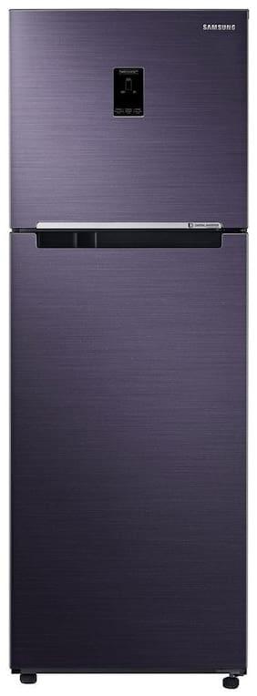 Samsung 345 L 3 star Frost free Refrigerator - RT37T4533UT , Pebble blue