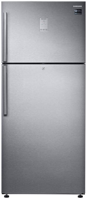 Samsung 551 L 3 star Twin cooling Refrigerator - RT56K6378SL , Stainless steel
