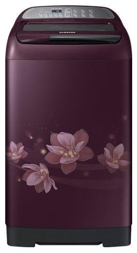 Samsung 6.5 Kg Fully automatic top load Washing machine - WA65M4020HP , Magnolia plum