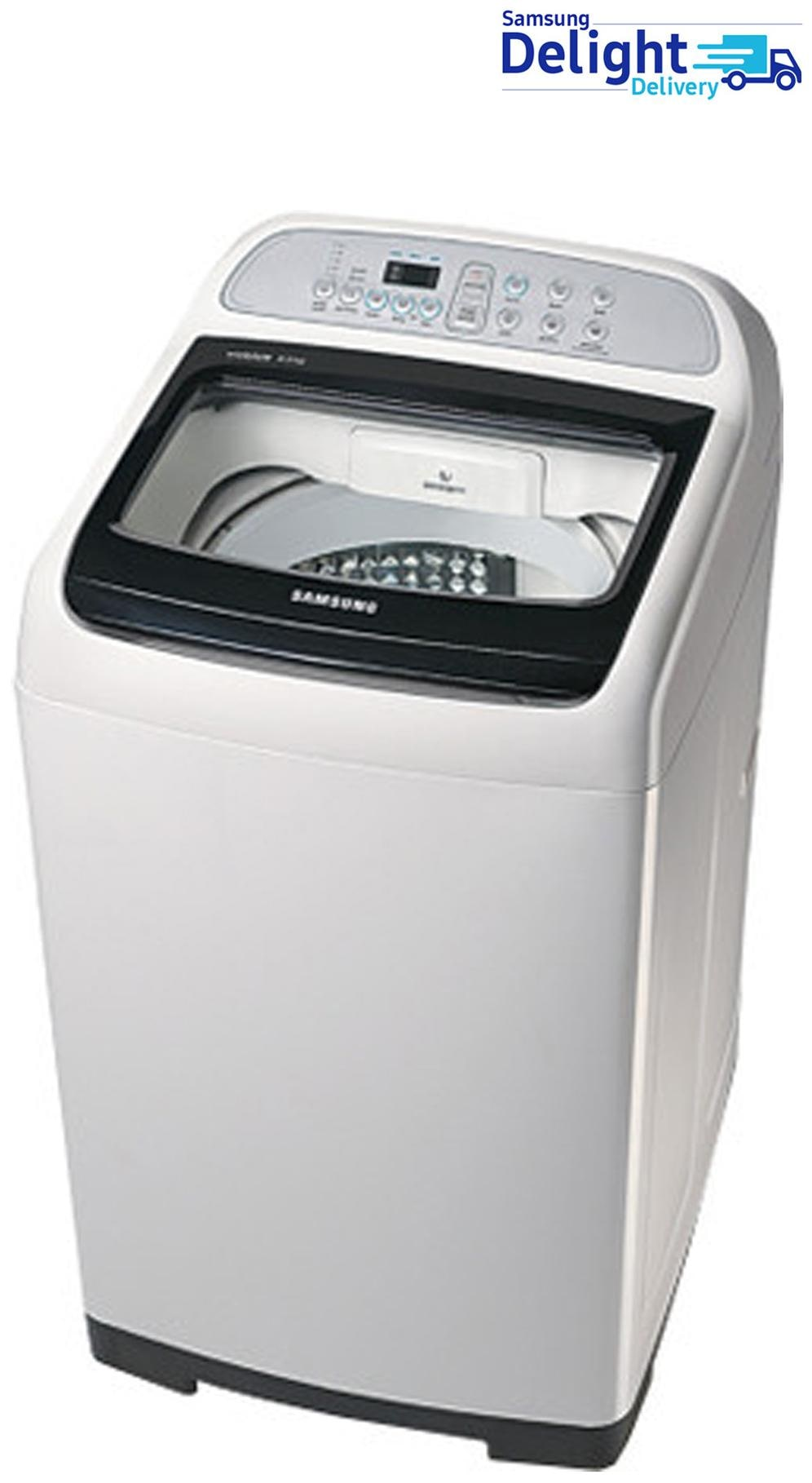 SAMSUNG WA65H4200HA 6.5KG Fully Automatic Top Load Washing Machine