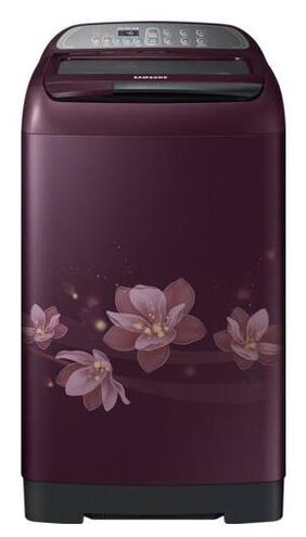 Samsung 6.5 Kg Fully Automatic Top Load Washing Machine ( Wa65m4020hp/tl , Magnolia Plum )