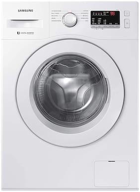 Samsung 6 Kg Fully automatic front load Washing machine - WW61R20GLMW , White