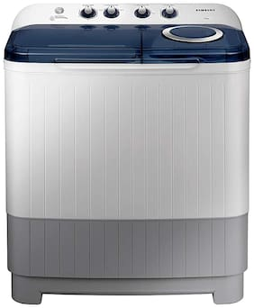 Samsung 7 kg Fully Automatic Top Load Washer with dryer - WT70M3200HB , Grey