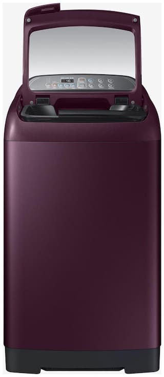 Samsung 7.5 Kg Fully automatic top load Washing machine - WA75M4000HP , Purple