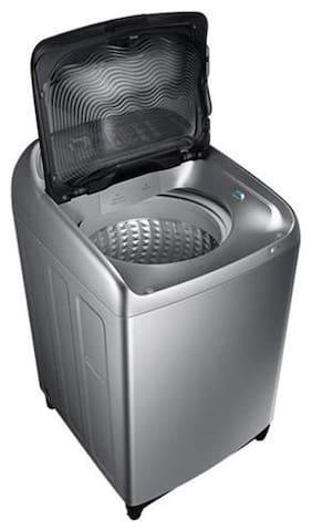 Samsung 9 Kg Fully Automatic Top Load Washing Machine (WA90J5730SS, Silver)