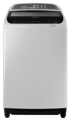 Samsung 9 Kg Fully Automatic Top Load Washing Machine (WA90J5710SG, Inox Grey)