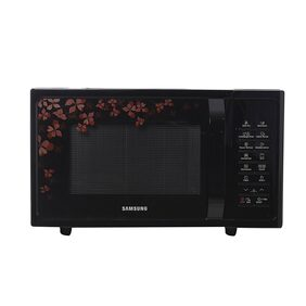 Samsung 28 L Convection Microwave Oven (MC28H5025VB, Black)