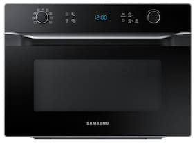 Samsung 35 ltr Convection Microwave Oven - MC35J8085PT/TL , Silver & black