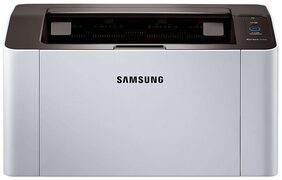 Samsung SL-M2010 Laser Printer (White)