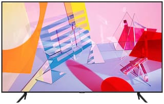 Samsung Smart 163 cm (65 inch) 4K (Ultra HD) QLED TV - QA65Q60TAKXXL