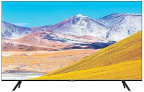 Samsung Smart 108 cm (43 inch) 4K (Ultra HD) LED TV - 43TU8000