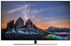Samsung Smart 138 cm (55 inch) 4K (Ultra HD) QLED TV - Q80R