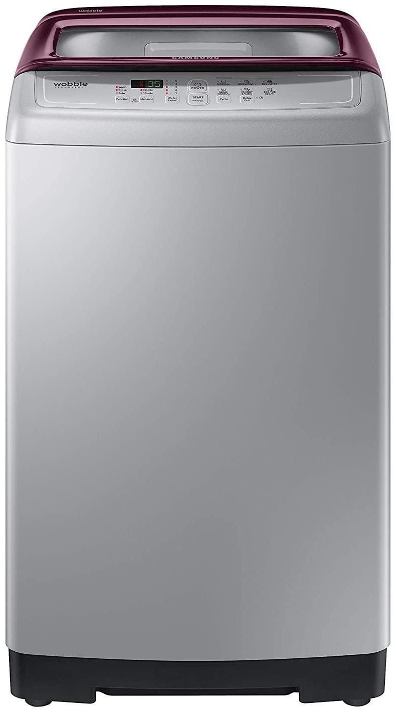 Samsung 7 Kg Fully Automatic Top Load Washing machine - WA70A4022FS/TL ,...