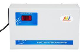 Servomate 4KVA (170V-500V) 2 Phase Automatic Voltage Stabilizer For 1.5 Ton Ac, Aluminium, Wall Mount Model