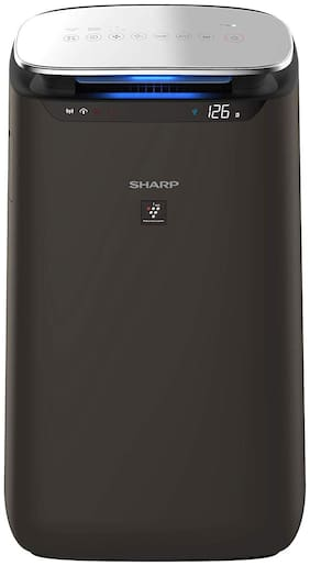 Sharp FP-J80M-H Portable Air Purifier ( Black )