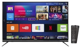 SHINCO Smart 140 cm (55 inch) 4K (Ultra HD) LED TV - S55QHDR10