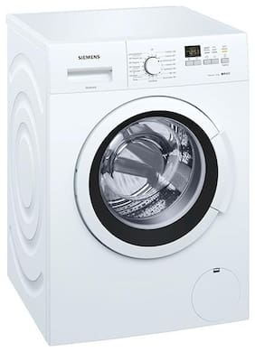 Siemens 7 Kg Fully automatic front load Washing machine - WM10K161IN , White