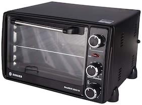 Singer 23 ltr Grill Microwave Oven - SINGER MAXIGRILL 2300 , Black