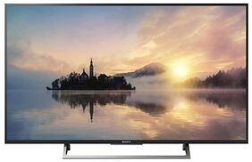 Sony Smart 124.46 cm (49 inch) 4K (Ultra HD) LED KD-49X7500E TV