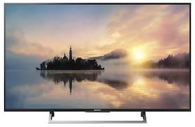 Sony Smart 124.46 cm (49 inch) 4K (Ultra HD) LED TV - KD-49X7500E