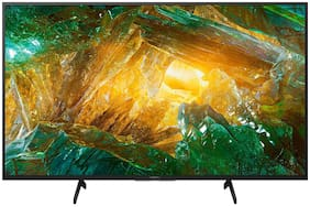 Sony Smart 106 cm (43 inch) 4K (Ultra HD) LCD TV - KD-43X8000H