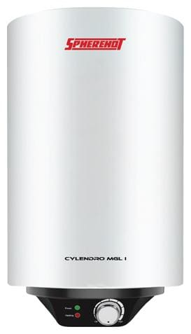 Spherehot Cylendro MGL I 25 L Storage Water Geyser