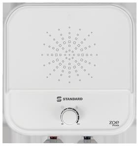 Standard ZOE PRIME 10L WHITE 10 l Electricity Geysers
