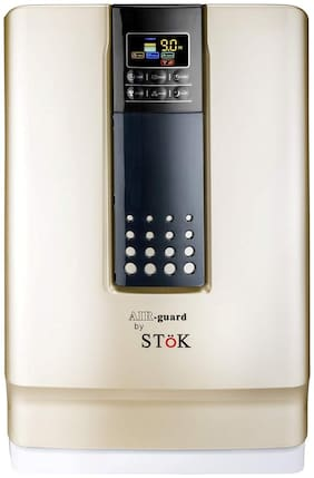 Stok ST-AG01 Air Purifier 40 W with 6 Advanced Filtration System and Nanoe Technology