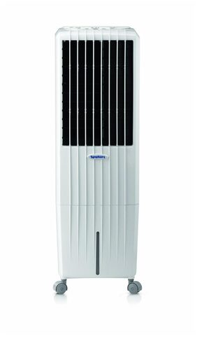 Symphony DiET 12T 12 L Tower Air Cooler (White)