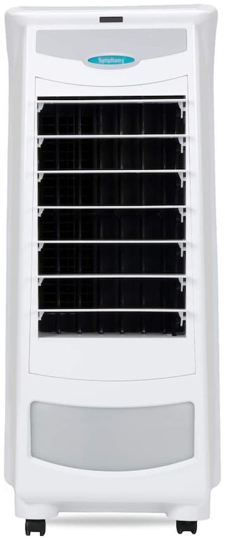 Symphony SILVER-I 9 L Tower Cooler ( Silver )
