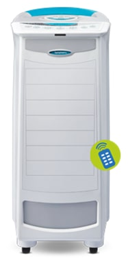 Symphony Silver i 9 Liter Tower Air Cooler