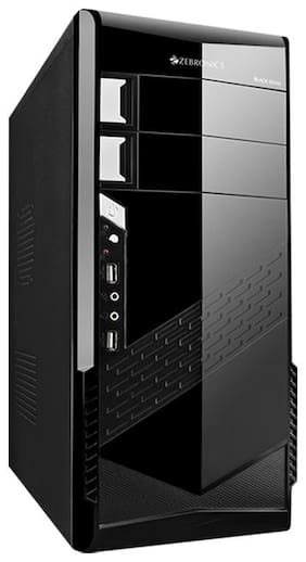 Syntronic Desktop PC CPU COMPUTER CORE I3 2100 (3.1ghz) & above/ 4 GB / 500 GB HDD/LG DVD W/R with WIFI