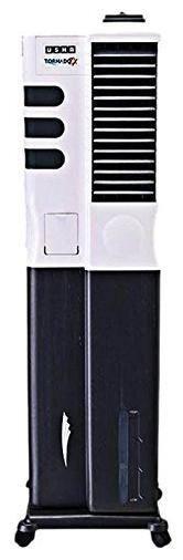 Usha AB25TORNADA ZX CT-343 34 L Tower Cooler ( Black & White )