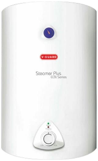 V-Guard STEAMER PLUS ECN 15 ltr Electricity Geysers ( White )