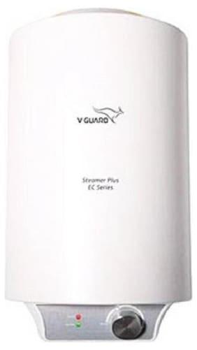 V-Guard 6 L Storage Geyser Steamer Plus EC