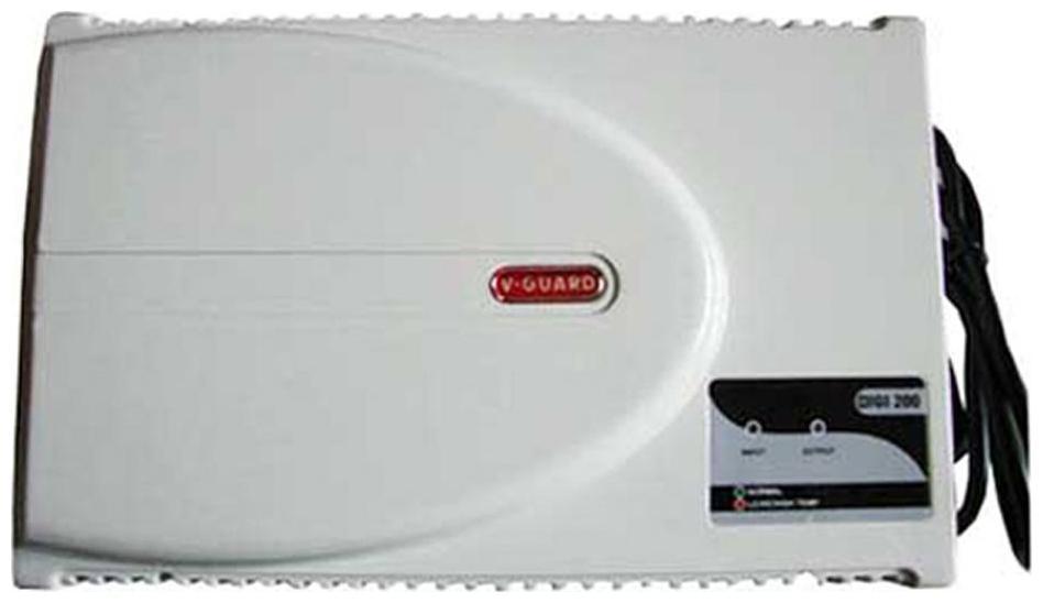 V Guard DIGI200 Voltage Stabilizer For Television   Music system