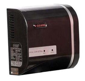 V-GUARD Mini crystal Voltage Stabilizer (Brown)