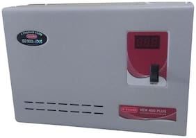 V Guard VEW 400 Plus Voltage Stablizer (Grey)