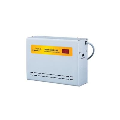 V Guard VEW 400 Plus Voltage Stabilizer  White